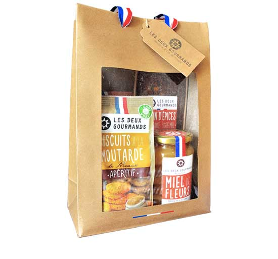 coffret terroir orange